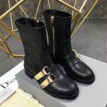 christian dior boots luxury fashion Ceinture buckle calfskin