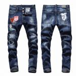 dsquared2 jean slim a effet use catenland