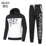 ea7 tracksuit survetement ensemble fashion rocket mode running