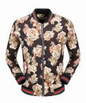 gucci classic blouson mode jacket spring flower