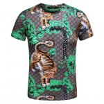 gucci sweatshirts t-shirts vintage tendance forest tiger