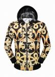 jacket veste versace luxury casual hoodie or