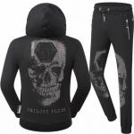 new philipp plein 2017 long tracksuit big skull