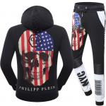 new philipp plein 2017 long tracksuit skull usa nyc