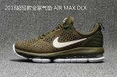 nike air max 1 mid dlx chaussures army brown