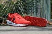 nike air max 90 essential prm hiver cool red