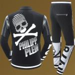 nouveaux designs en gros survetement philipp plein leather shoulder