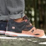 rime nyc x reebok hommes chaussures usa cerise 3m