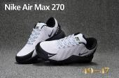 sneakers nike uomo air max 2018 essential blanc classic