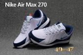 sneakers nike uomo air max 2018 essential double logo