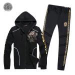 versace hommes survetement automne-hiver italy hoodie