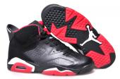 air jordan 6 infrared 2016 season pour fille black leather