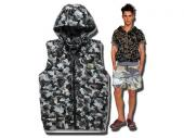 blouson sans manches dolce gabbana discount camouflage army