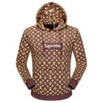blousons supreme louis vuitton pour homme with hat gold