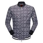 blousons supreme louis vuitton pour homme zipper cardigan black