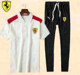jogging Tracksuit ferrari 2017 coton red should