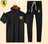 jogging Tracksuit ferrari 2017 coton white should
