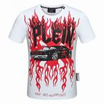 man fashion t-shirt philipp plein fire car