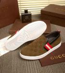 man gucci chaussures habillees classiques cuir suede top