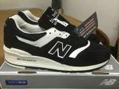 new balance running shoes man nb977 noir