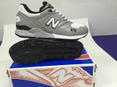 new balance running chaussures hommes point silver