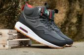nike 87 air max 1 sneakerboot pas cher cuir holiday