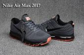 nike air max 2017 running current rouge suie