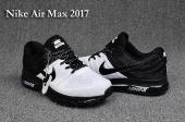 nike air max 2017 running liberty half white