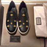 chaussures gucci edition limitee bee