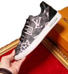 sneakers louis vuitton chaussures de dentelle print big flower