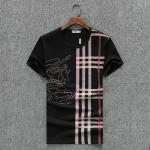 solde t-shirt burberry brit black london