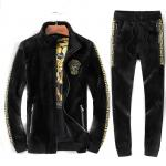 survetement versace magasin sport mode gold shoulder