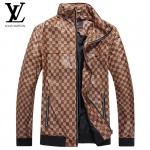 jacket blouson man louis vuitton gold inside noir,jacket louis vuitton man reversible