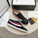 women gucci chaussures blanches chaussures de sport crystal rainbow red white blue