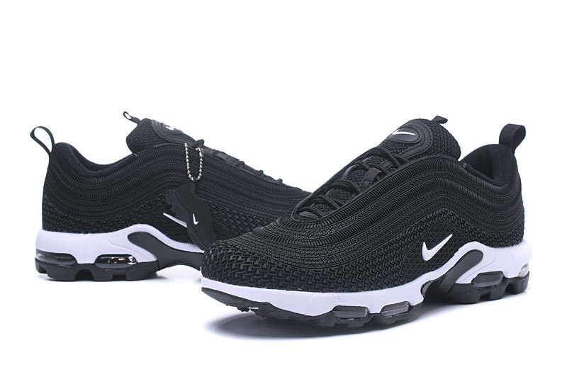 sport nike air max 97 metallic black