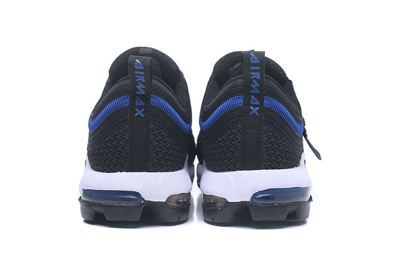sport nike air max 97 metallic blue line black