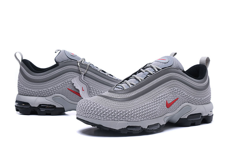 sport nike air max 97 metallic silver