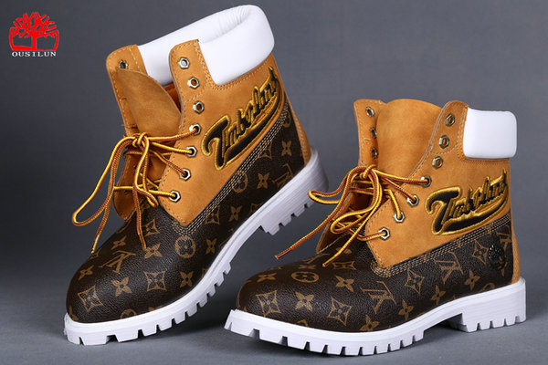 timberland chaussures marque exterieure cuir lv