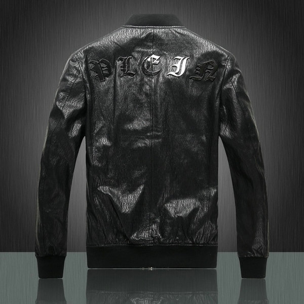 Veste Plein Motorcycle Jacket Skull Leather Mark Philipp 8OPwkn0