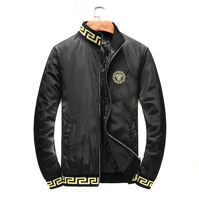 pas mal 82d79 2a215 veste young versace doudoune hiver:veste versace a capuche ...