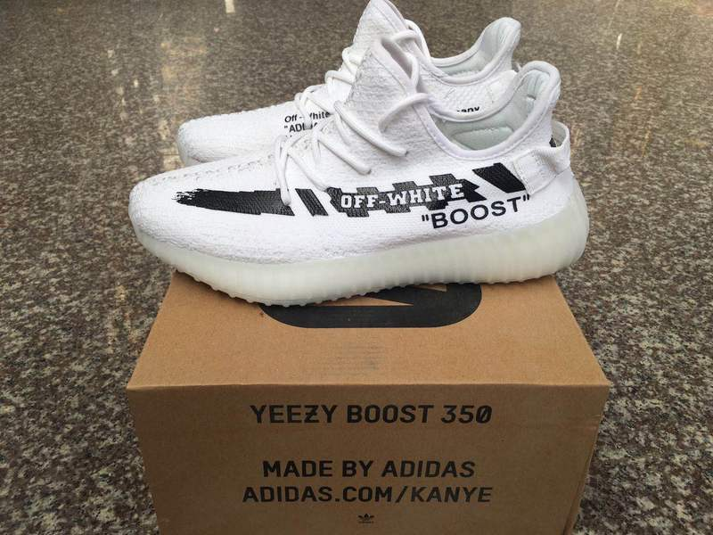 yeezy boost 350 sport shoes off white white black